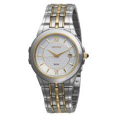 Seiko Men's SKK688 Le Grand Sport Two-Tone Watch