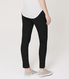 Thumbnail Image of Color Swatch 6600 Image of Tech Stretch Skinny Ankle Pants in Julie Fit