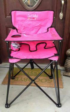 Portable high chair $53.99 at the Catawba River Antique Mall