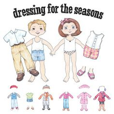 susan fitch design: Dressing For The Seasons