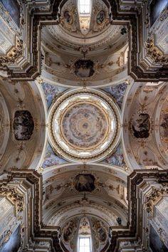 Basilica di Bergamo, Italy.