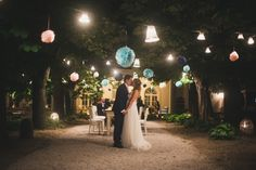 Heni and Tamás' amazing wedding