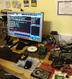 Data Recovery Station II