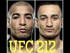 MMA UFC 212: Jose Aldo vs Max Holloway, MMA Nature Mockumentary
