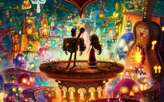 The Book of Life has garnered rave reviews from critics and viewers. Description from mercadobilingue.com. I searched for this on bing.com/images