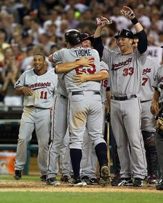 Thome's 600th HR