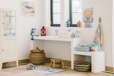 Ambientes Little Inventors de Zara Home | DecoPeques