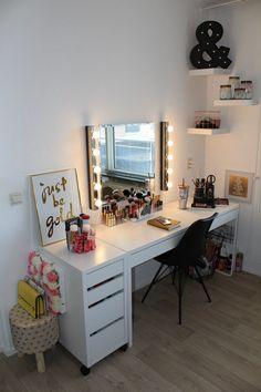 Beauty Room Tour 2016