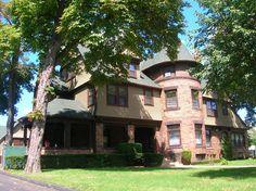 Former home of J. L. Hudson Detroit, MI