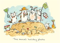 M265 The Annual Holiday Photo by Anita Jeram