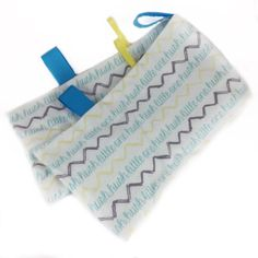 Heat pack, cold pack, rice and lavender, baby snuggler with tags, microwaveable, freezable, heating pad with removable hush hush cover