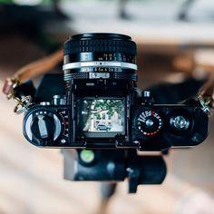 World Photography Day : Nikon F3