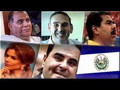 Articulo a El Salvador Milena Mayorga Ernesto Muyshondt Tony Saca FMLN N...