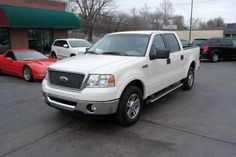 Used 2007 Ford F150 Lariat