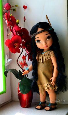 Disney Animators Collection a princess Pocahontas