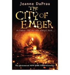 City of Ember - Jeanne DuPrau. Many hundreds of years ago, the City of Ember was created by the Builders to contain everything needed for human survival. It worked – but now the storerooms are almost out of food, crops are blighted, corruption is spreading through the city and worst of all – the lights are failing.