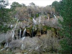 Fotos de: Cuenca - Nacimiento del Rio Cuervo y Cascada del Jucar -