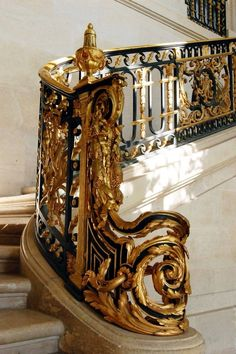 Make A Statement Stairway of the Petit Trianon