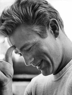 James Dean by Floyd McCarthy, 1955