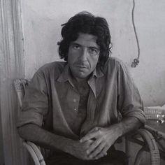 Leonard Cohen 1971