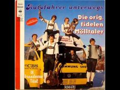 Orig. fidele Mölltaler - Du allein ( 1981 ) - YouTube