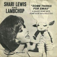 Shari Lewis & Lambchop - Some Things For Xmas (1966)