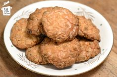 Koekjes met witte chocolade en macadamianoten - Uit de pan van San