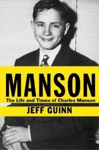 A patron was looking for good non-fiction so I had to recommend Manson: The Life And Times Of Charles Manson by Jeff Guinn. One of the best books of the year, I think! (SHA)