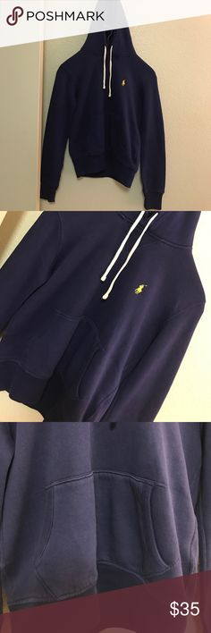 Brand new without tags polo Ralph Lauren hoodie XS Brand new without tags polo Ralph Lauren hoodie XS dark blue final sale Polo by Ralph Lauren Jackets & Coats