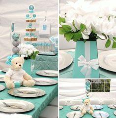 @Susan Pressley  Tiffany blue baby shower