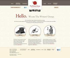 web web-design nice web design cool web design The New Web Design Guidelines. News Web Design, Creative Web Design, Web Design Company, Design Trends, Design Ideas, Homepage Design, Tool Design, Design Process, App Design