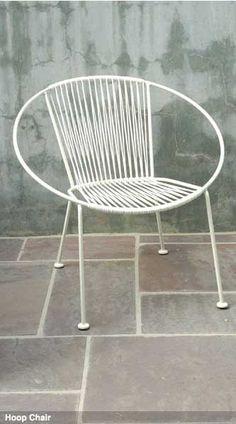 plain air hoop chair