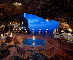 From cave houses to underground restaurants, these 10 amazing cave spaces connect with our inner cave man and woman.
