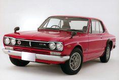 Skyline 2000GT-R (KPGC10) 1970