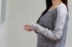 Пуловер Japan Sleeves by Joji Locatelli - Вязание - Страна Мам