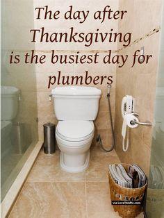 Ok. One more #Plumbing joke. We have always wondered if this is true?
