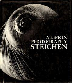 Edward Steichen A Life In Photography 1984 Museum of Modern Art Photo Book