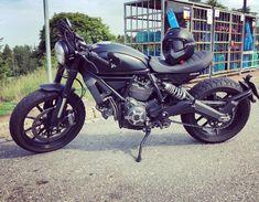 Ducati Scrambler Nerotoro