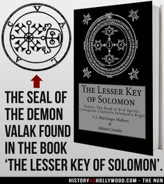 Is 'The Nun' Movie a True Story? Meet the 'Real' Demon Valak from Mythology Scary Movies, Good Movies, Demon Art, Halloween Vampire, Demonology, Gothic Horror, Dark Gothic, Evil Spirits, Angels And Demons
