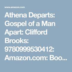 Athena Departs: Gospel of a Man Apart The Draw, Amazon, Books, Amazons, Libros, Riding Habit, Book, Book Illustrations, Libri