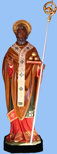 Saint Nicolas Black Santa, My Heritage, Male Form, Moorish, Black People, Black History, Scandinavian, Saints, Religion