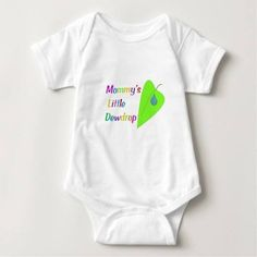 (Mommy's Little Dewdrop Baby Bodysuit) #Bodysuit #Boy #Cute #Fun #Girl #Kid #Mommy #OnePiece #Onesy #White is available on Funny T-shirts Clothing Store   http://ift.tt/2doKxpY