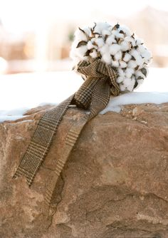 I love this!!!!!!  Although I'm not too sure about the tweed wrapping.  But I really like the cotton!