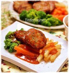 Bestik Daging Cincang lezatt,menu wajib rumahku ^__^