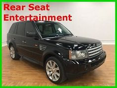nice 2008 Land Rover Range Rover Sport - For Sale View more at http://shipperscentral.com/wp/product/2008-land-rover-range-rover-sport-for-sale-5/