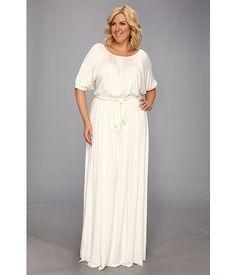 SHOP NOW: Rachel Pally Plus Plus Size Noemie Dress White Label - Exclusive, Zappos