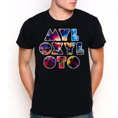 Coldplay Mylo Xyloto Custom Tee T-Shirt