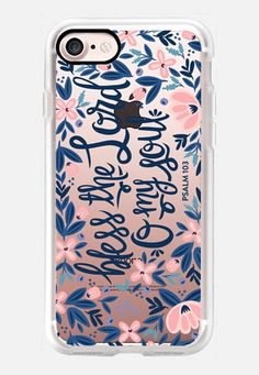 Bless the Lord- O my Soul iPhone 7 Case by French Press Mornings | Casetify
