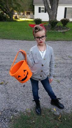 Pin up style costume #kids #costume