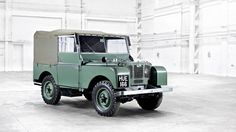 Find out why the Land Rover Defender was the star at this year's Goodwood Revival.